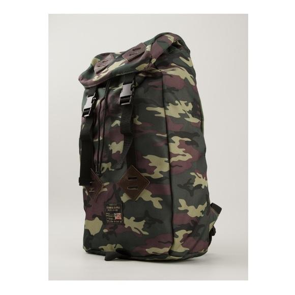 Denim   Supply Ralph Lauren Other - ROH LAUREN Denim   Supply Camouflage  Backpack 0da41fd42932c